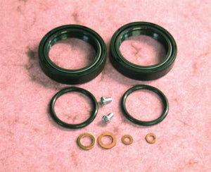 Oil Seal Kit Fits FXR, Dyna, Sportster (10 Pieces)