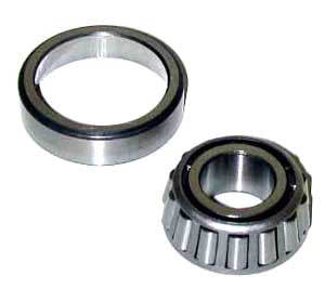 Tapered Bearing With Race (Big Twin)