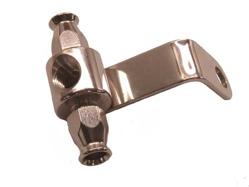 Rear Brake Tee (Softail, 2)
