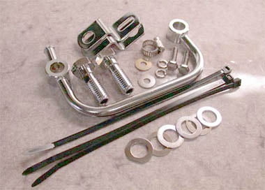 Engine Breather Manifold Kit  (Sportster Evolution 1991-Later)