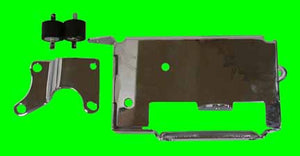 Battery Carrier Tray Kit for FX Shovelhead 73 / 79