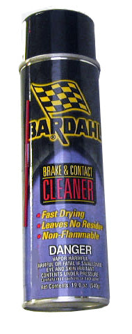 Brake/Contact Cleaner