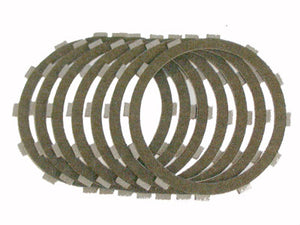Kevlar Friction Discs (7, Late 1984-1990, Series K, Sportster)