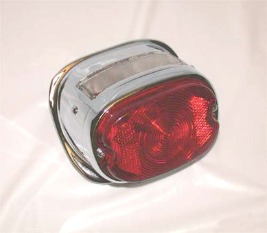 OEM Style Tail Lamp Assembly (Big Twin & Sportster)