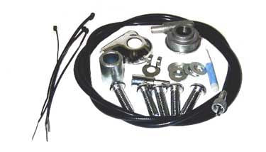Rear Wheel Speedometer Drive Kit (Softail 1986-1995)