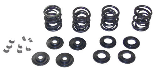 Stock Replacement Valve Spring/Collar Set (Shovel Late 1981-1984