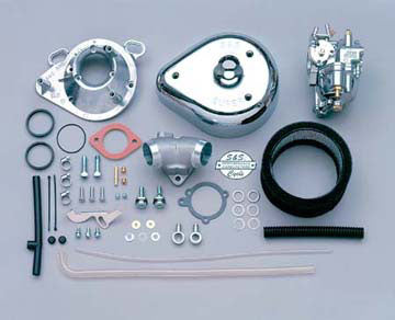 Super E Carburetor (Big Twin Twin Cam 88, 1999-Later)
