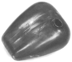Fat Bob Style Axed Gas Tank For Sportster (4.2 Gallon, 1979-1981