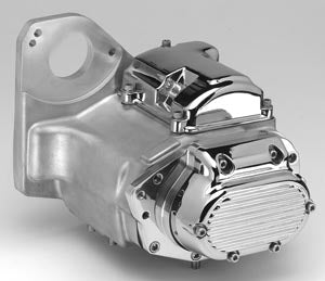 Heavy Duty 5 Speed Transmission For Softail (With Andrews Gears)