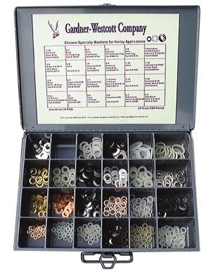 Specialty Washer Kit (590 Pieces)