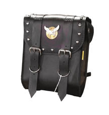 Willie And Max Studded Sissy Bar Bag