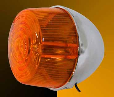 Amber Turn Signal (FX, FXR, XL 1973-1985)