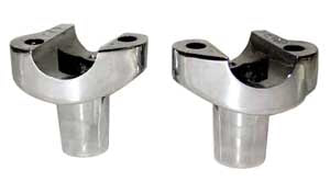 Stock Style Short Risers For 35mm Forks
