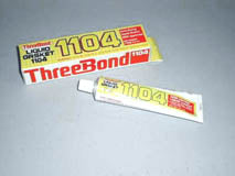 Threebond TB1104 Liquid Gasket (Gray)