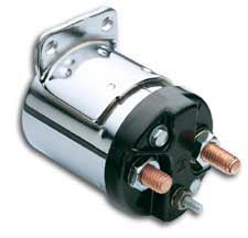 Starter Solenoid For Shovelhead, Ironhead, & early Evo 65/88