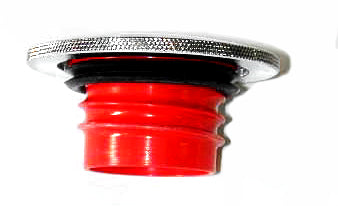 Ness-Tech Low Gravity Screw-In Gas Cap (Plain, Vented)