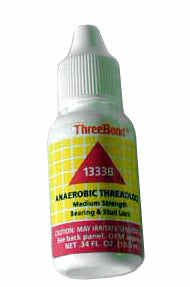 Threebond (10 ml bottle, Medium Strength Bearing & Stud)