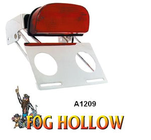 Taillight & License Plate Mount Kit for FXST FXWG Softail