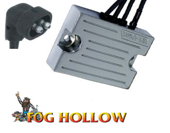 Compu-Fire Low Profile Regulator for Evo Big Twin