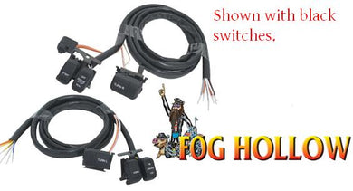Handlebar switches & wiring kit for all models 1996 / 2006