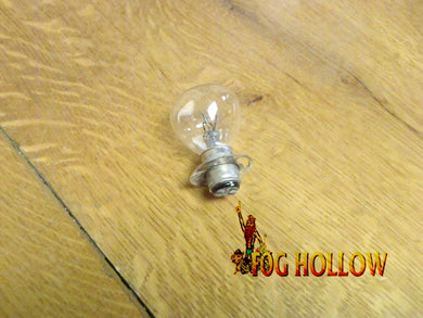 6 volt bulb for early model headlamps (knucklehead, flathead)