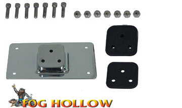 Custom License Plate Bracket for Many Models