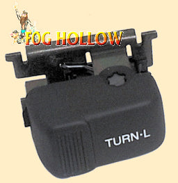 Left turn signal switch for all models 96 / later Big Twin & XL