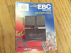 EBC brake pads for Revtech/Wildwood, and Brembo calipers