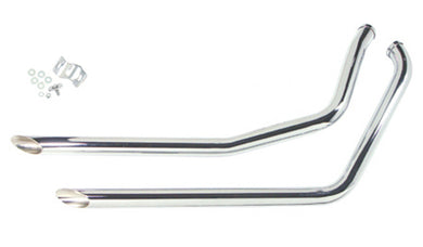 Economy Drag Pipes for Softail 86/06