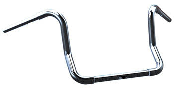 Chubby Ape Hanger Handlebars for 08/Later Dresser