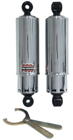 "Progressive 12"" Shocks Big Twin 73-86 (exc. Softail) 412 Series"