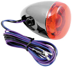 Red Lamp Assembly (Dyna, FXST, FXSTS, FXSTC, FXWG, Sportster)