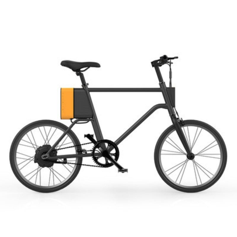 2019 Yunbike C1 electric smart bicycle with lithium battery power - EBikesNMore.com