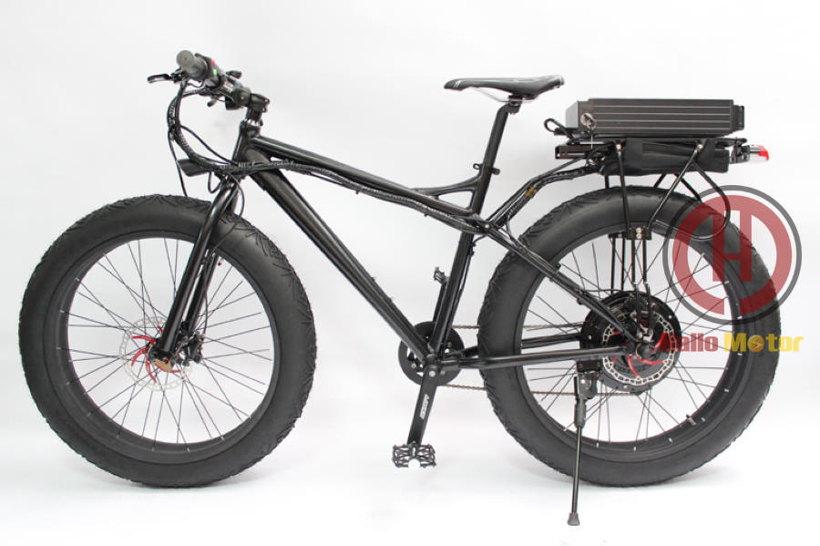 Conhis motor fat tire  26