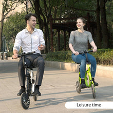 Ultra light bike like electric scooter with cruise control - EBikesNMore.com
