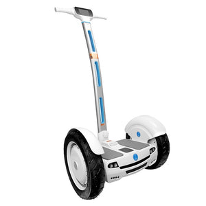 15 inch handrail electric standing smart balance electric scooter - EBikesNMore.com