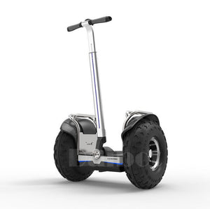 Off road self balancing electric scooter with anti fall system - EBikesNMore.com
