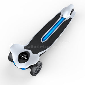 3 wheel electric skateboard with bluetooth and remote control - EBikesNMore.com