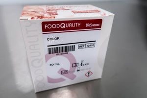 Color, , reagent kit for wine, cider, kombucha and beer