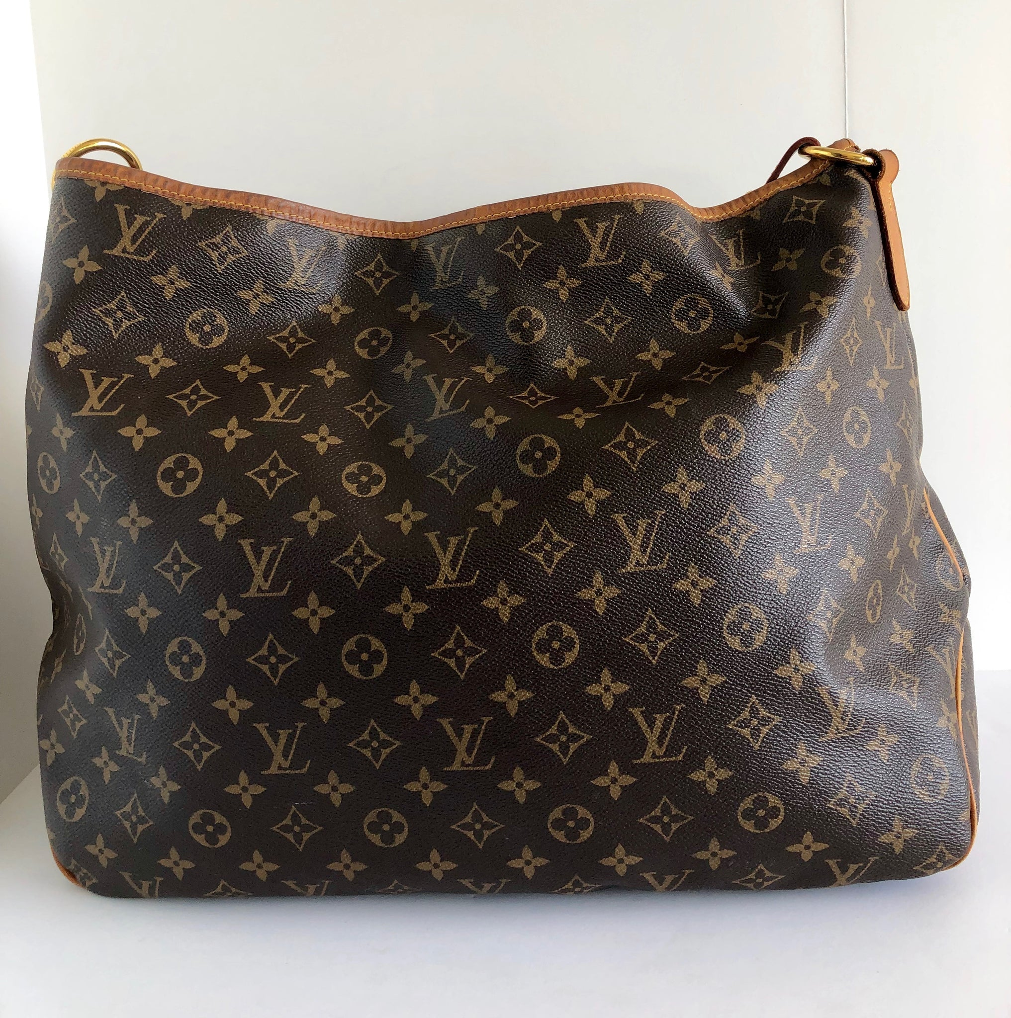 5c29c9d05 ... Load image into Gallery viewer, LOUIS VUITTON Delightful Gm Large  Monogram Canvas Hobo Shoulder Bag ...