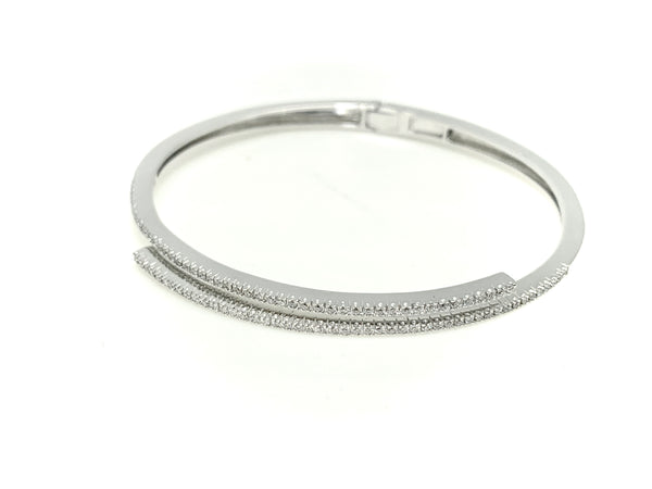 BRACELET OR BLANC DIAMANTS