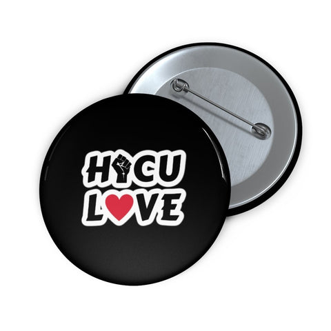 HBCU LOVE Pin Button - HBCU Alum