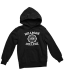 Hillman College Hoodie - HBCU Alumni, HBCU Apparel, Black Colleges