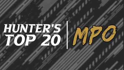 Hunter's Too Early MPO Top 20