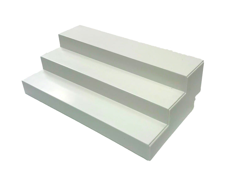 White Expandable Shelf