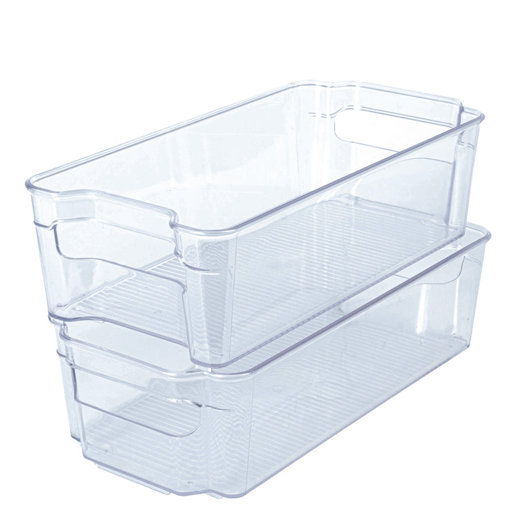 "Clear Stack & Nest-3.75"" Small"