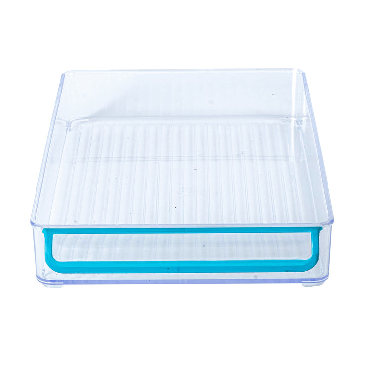 Clear Siliconite Stackable-Large