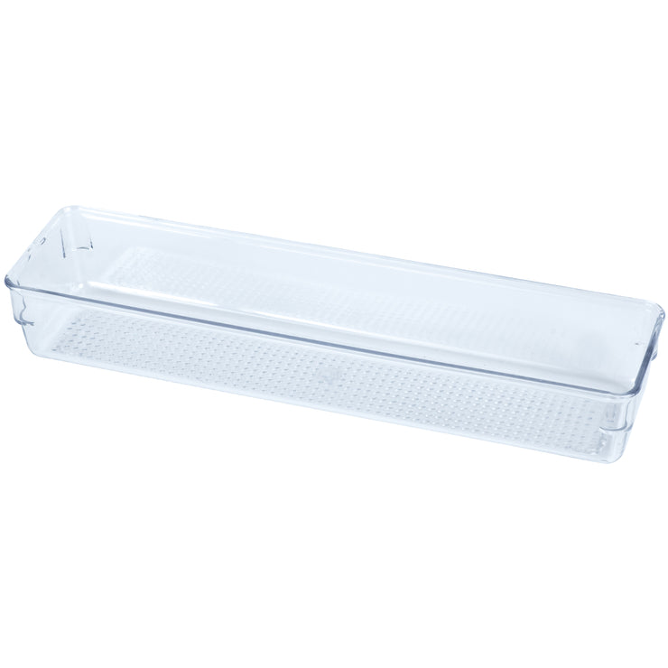 Clear Drawer Bin-Large