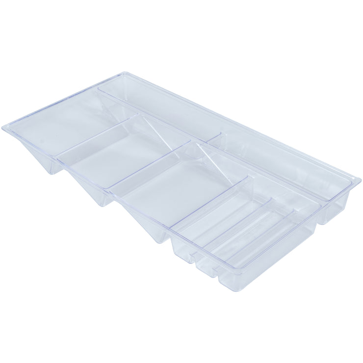 Clear Drawer Organizer