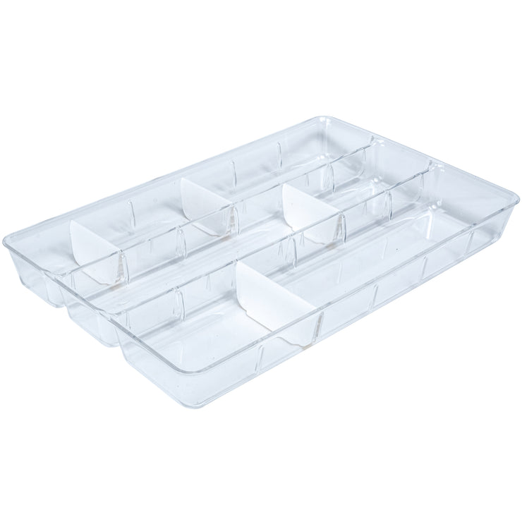 Clear Drawer Organizer-Adjustable